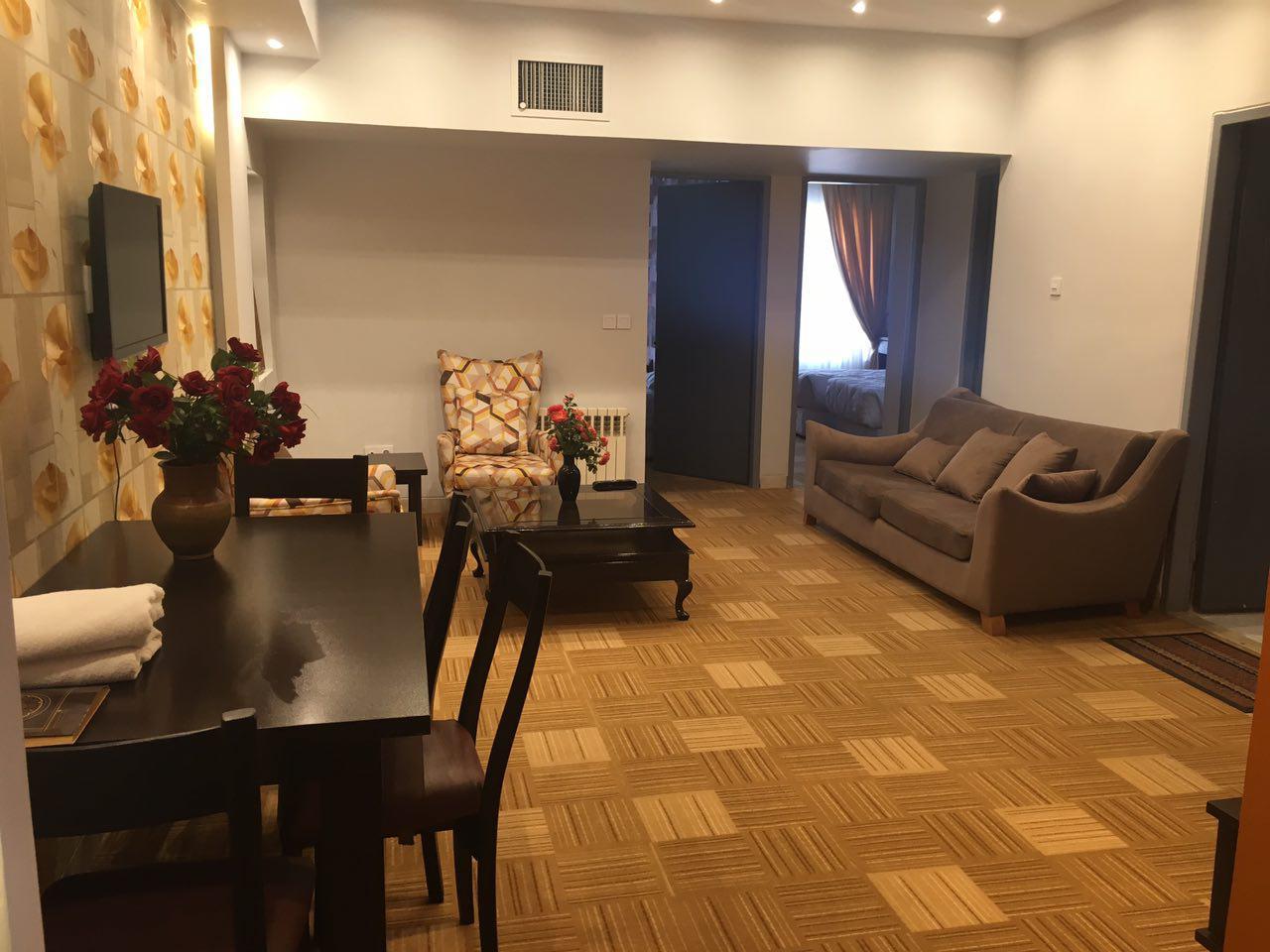 اتاقهای زیبا و راحت