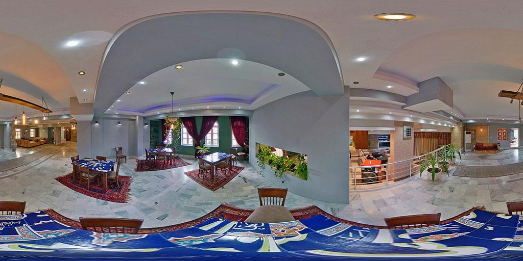 رستوران هتل شمس