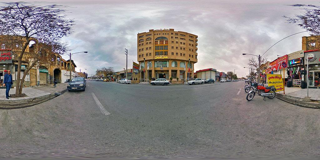 هتل شمس شیراز
